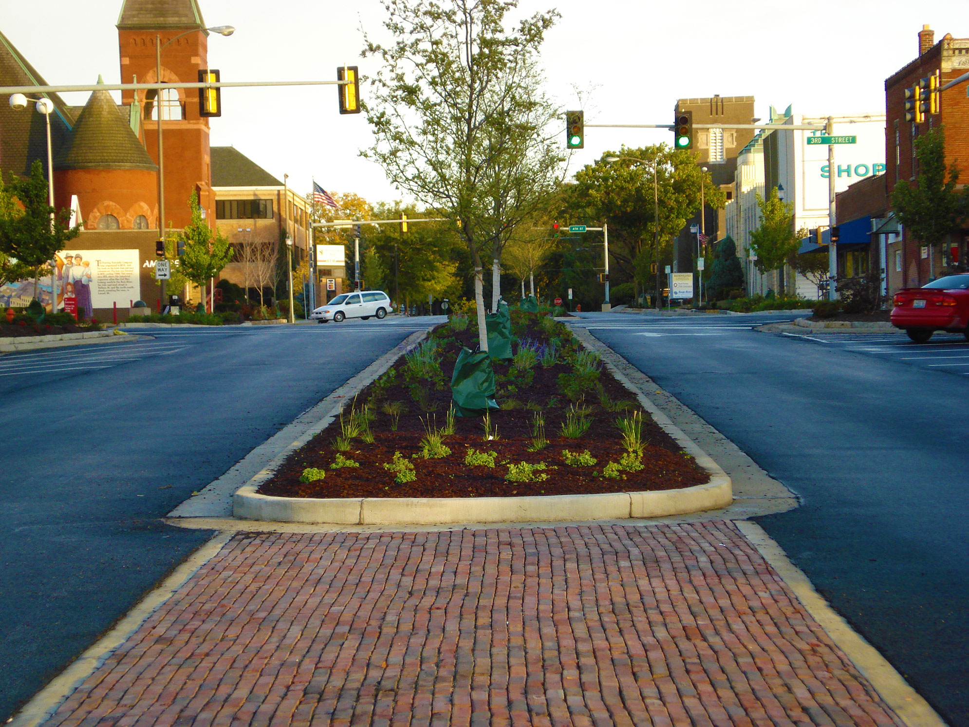 <h1>Sterling Downtown Streetscape</h1>