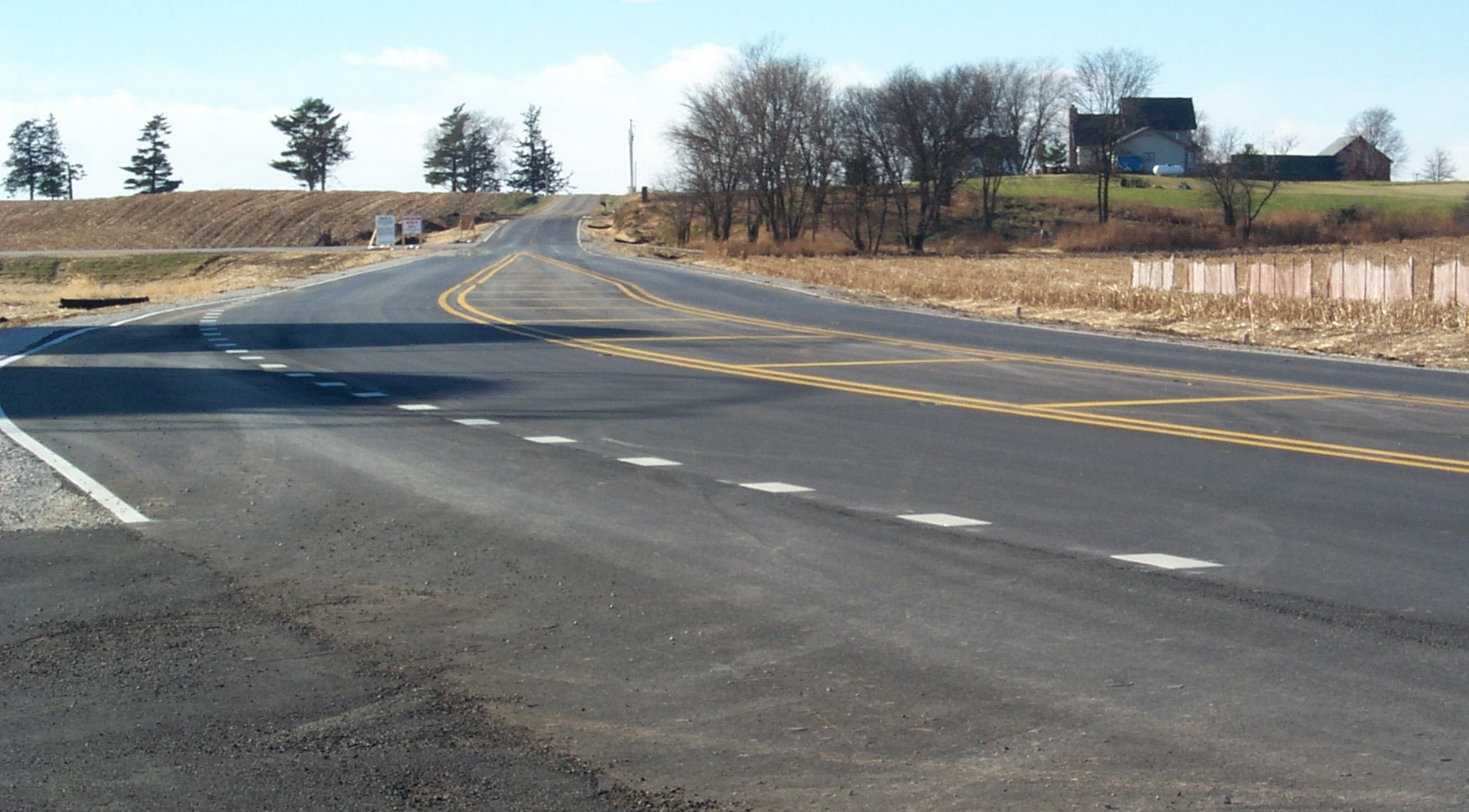 <h1>Mathew Road & Us Rt. 30</h1>