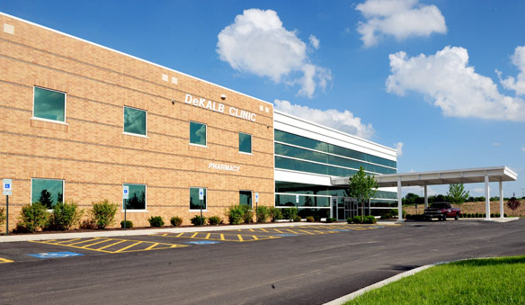 <h1>Dekalb Medical Clinic</h1>